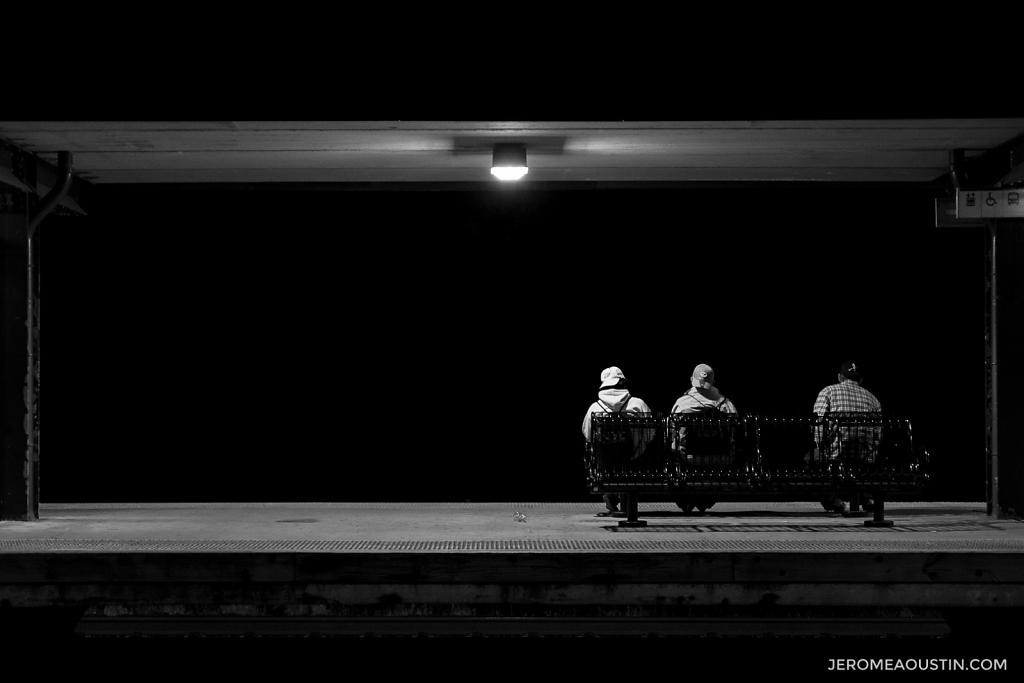 Waiting ⋅ Fleetwood, NY ⋅ 2009