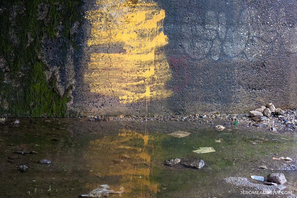 Urban Abstract ⋅ Astoria, NY ⋅ 2009