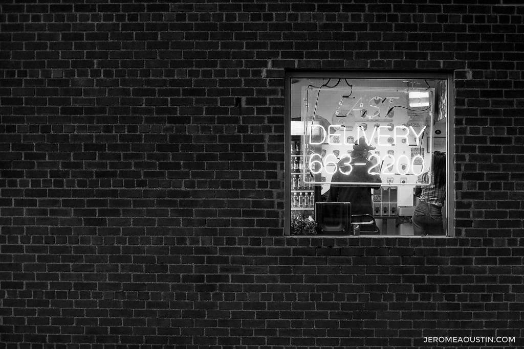 The Pizza Shop ⋅ Fleetwood, NY ⋅ 2009
